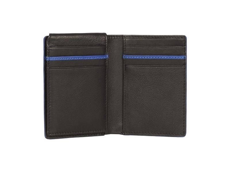 Nick Tardan Creditcard mapje - Blue Style (Card Holder) Zwart