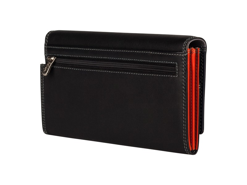 Patchi Multicolor - Ladies Wallet District Rood - Multicolor
