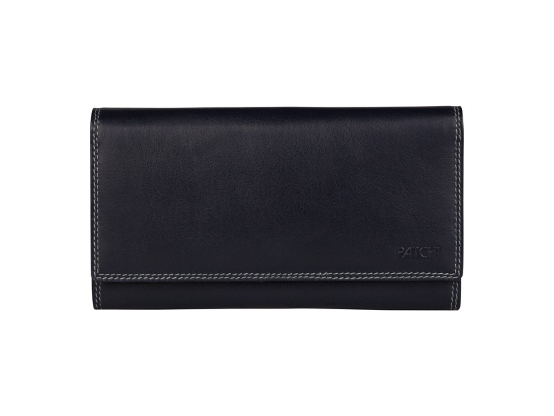 Patchi Multicolor - Ladies Wallet District Blauw - Multicolor