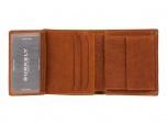 Burkely Vintage Hunter Heren portemonnee - Que Zwart