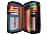 Burkely Dames portemonnee tas Rood - multicolor