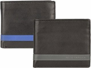 Nick Tardan heren portemonnee - Primary Style (Low Billfold)