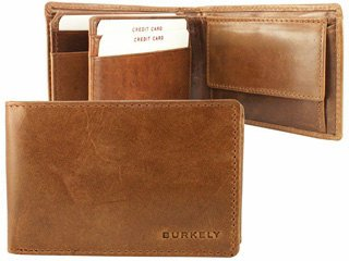 Burkely Heren Portemonnee Walletz (ultra small)