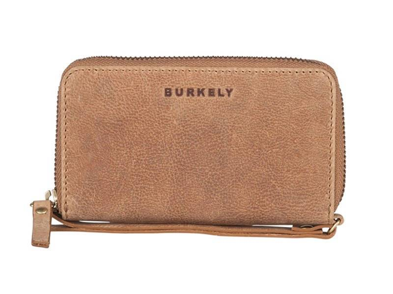Burkely Dames Portemonnee Milou Taupe