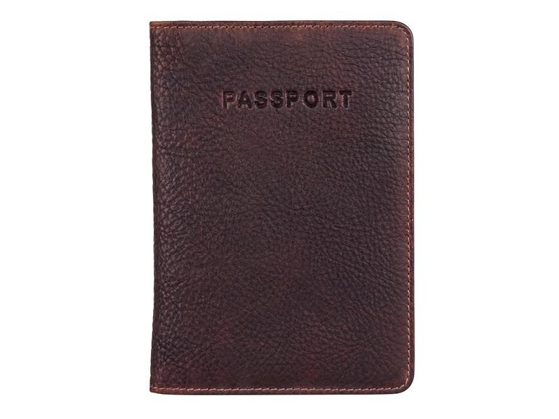 Burkely Kentekencard en paspoort Map Bruin