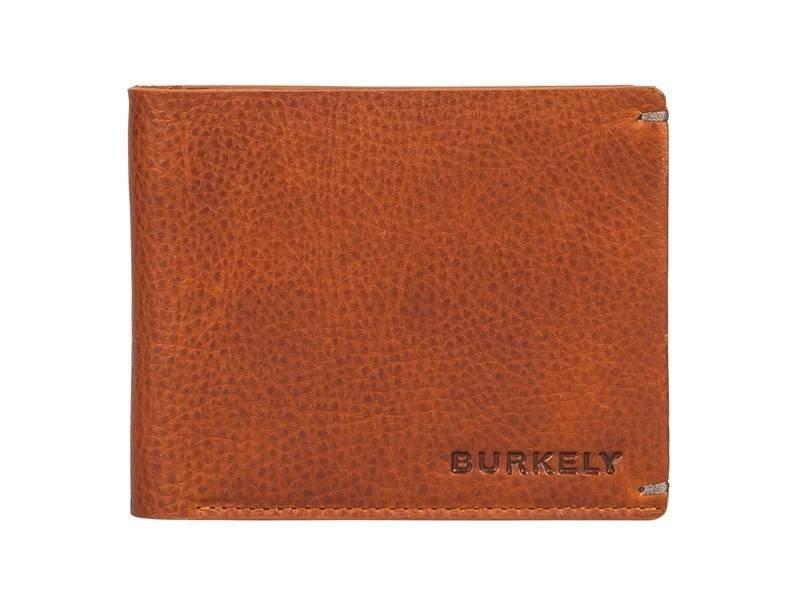 Burkely Vintage Hunter Heren portemonnee - Avery Cognac