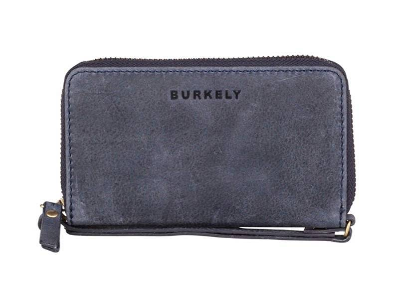 Burkely Dames Portemonnee Milou Denim blauw