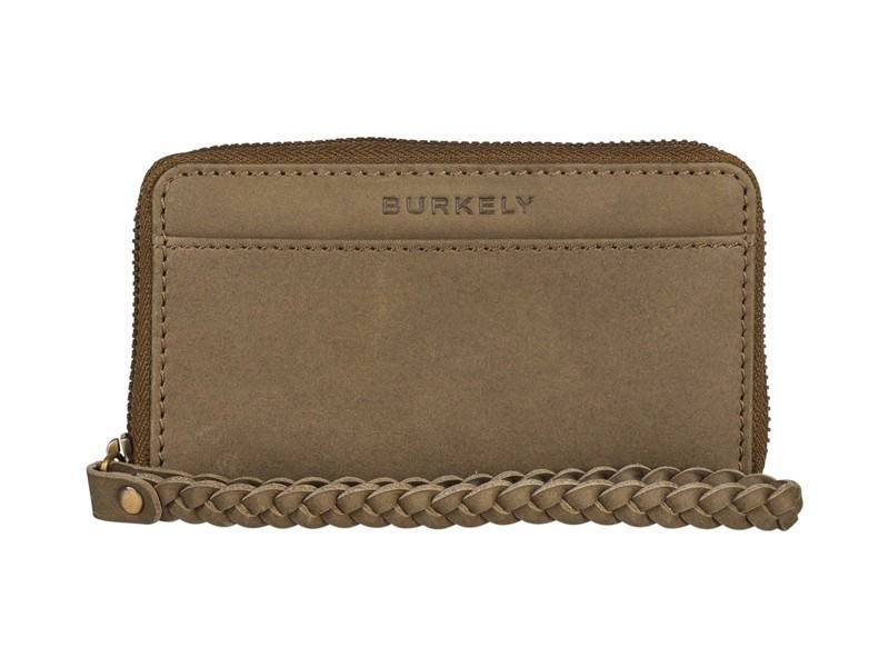 Burkely Dames Portemonnee Bee Small Olijf