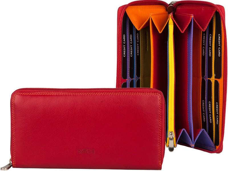 Patchi Multicolor - Ladies Wallet Rev Rood - multicolor