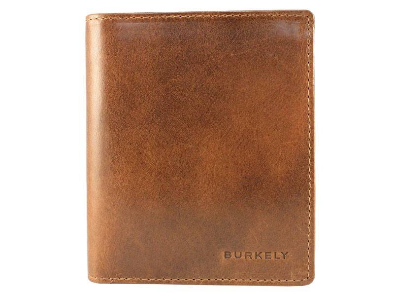 Burkely Heren Portemonnee Wear High Billfold Cognac