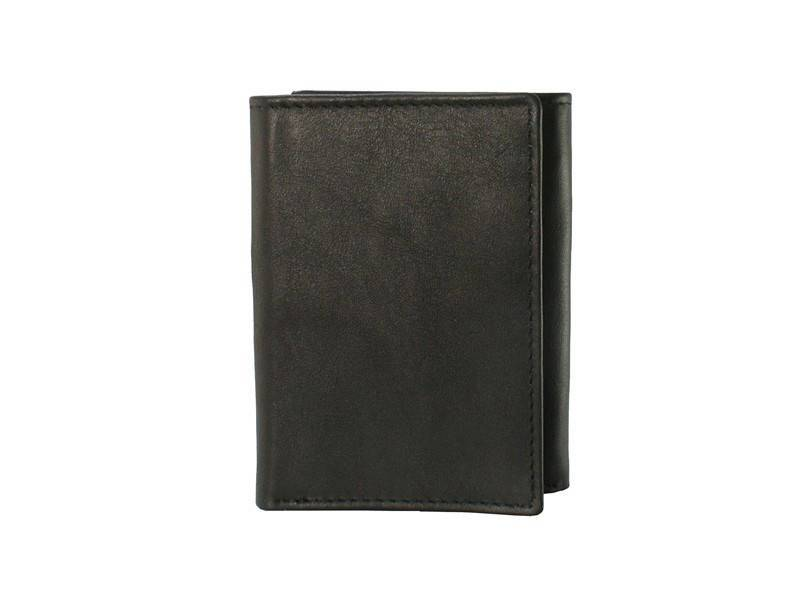 Kentekencard en rijbewijsmapje Extra Klein Zwart