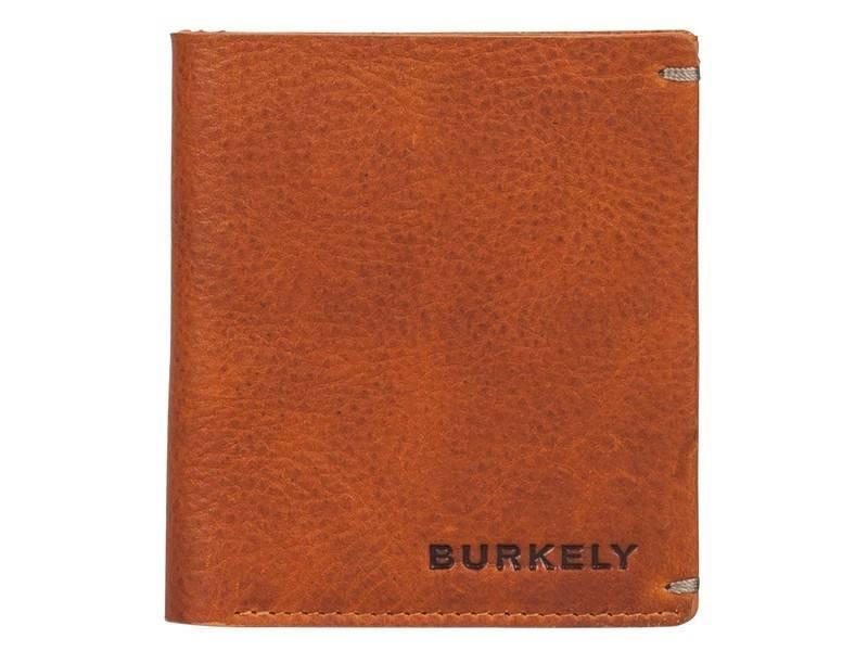Burkely Vintage Hunter Heren portemonnee - Que Cognac