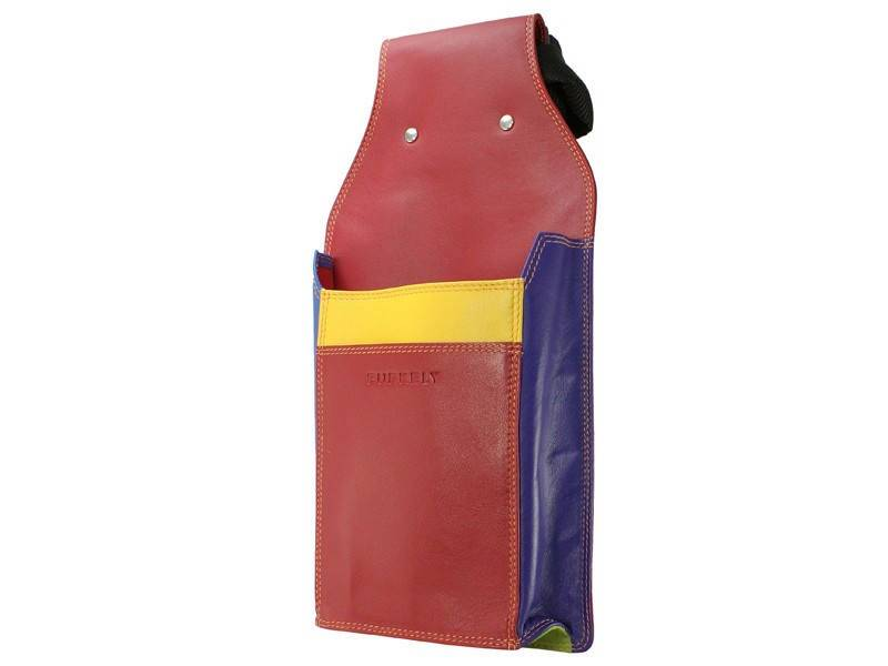 Burkely Multicolor Holster Rood