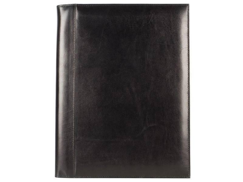 A4 Schrijfmap Provide Zwart
